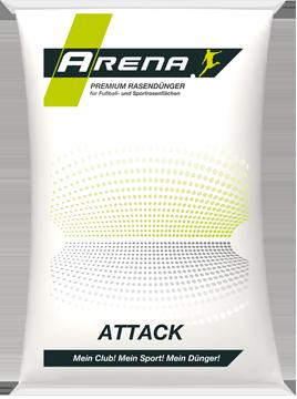 Rasendünger ARENA Attack