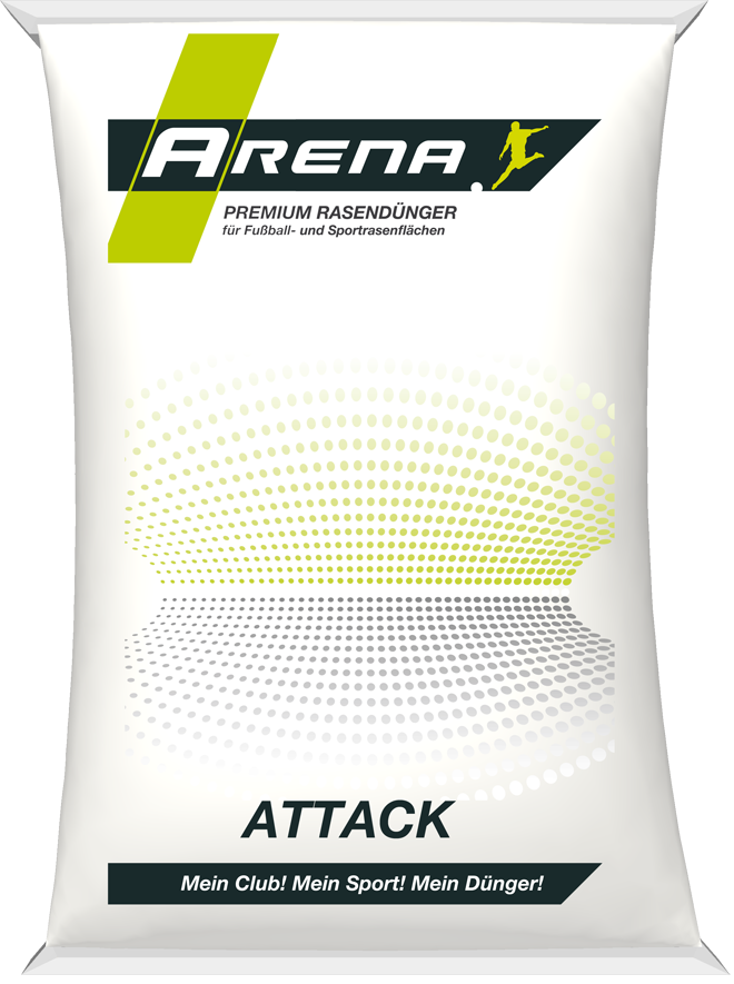 Rasenduenger ARENA Attack